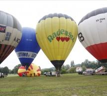 16. mednarodni balonarski praznik Ptuj 2012