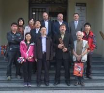 Kitajski umetniki na Ptuju