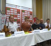Novinarska konferenca Košarkaškega kluba Ptuj