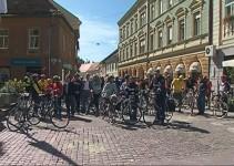 Tradicionalno kolesarjenje ob Dnevu brez avtomobila