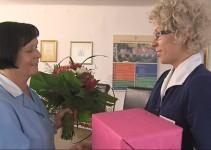 Naj medicinska sestra 2012 je Ivanka Potrč