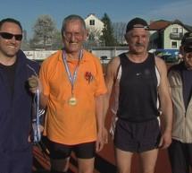 Ptujski atleti veterani zelo uspešni v letu 2012!