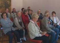 Sprejem delegacije iz Saint-Cyr-sur-Loirearja
