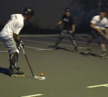 Na Ptuju se igra hokej na rolerjih
