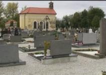 Premestitev posmrtnih ostankov iz starega pokopališča
