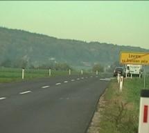 Rekonstrukcija ceste med Apačami in Lovrencem na Dravskem polju