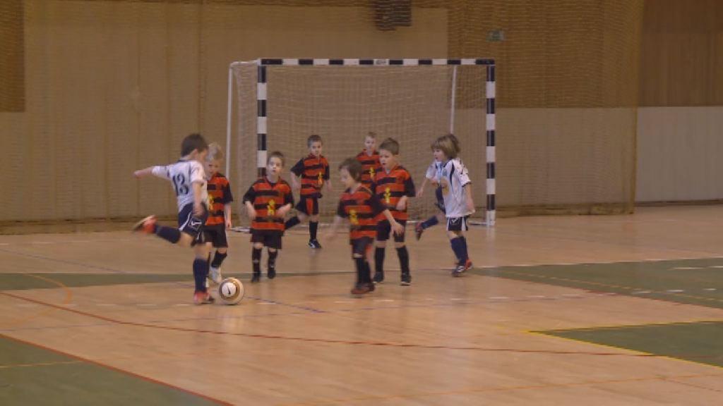 Na Ptuju so igrali mladi nogometni upi