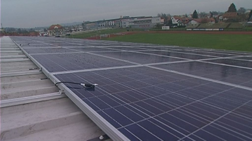 Na javnih objektih nove sončne elektrarne!