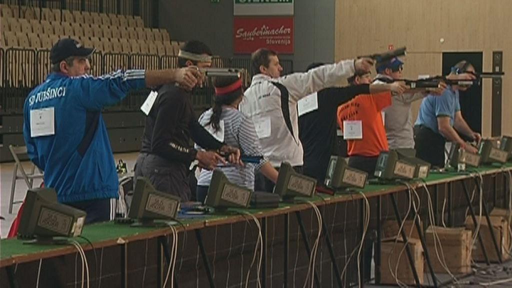 Strelsko tekmovanje v Kidricevem