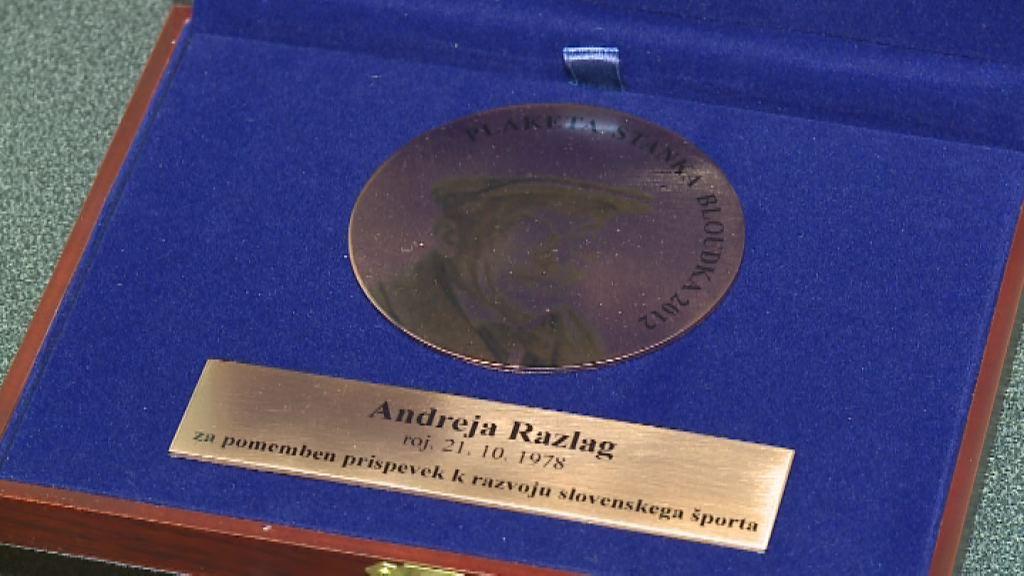 Andreja Razlag nagrada