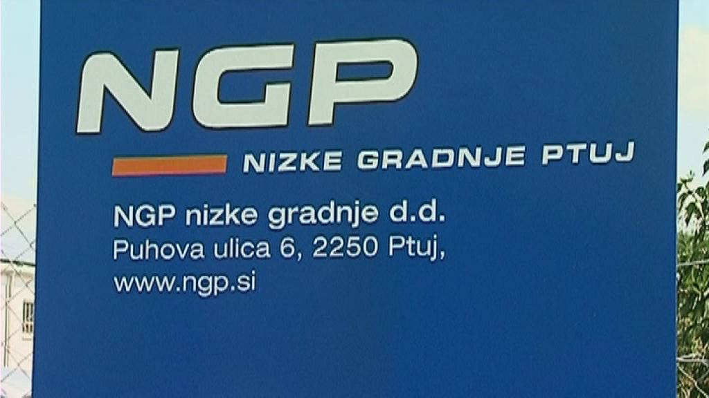 12. marca javna draba podjetja Nizke gradnje Ptuj