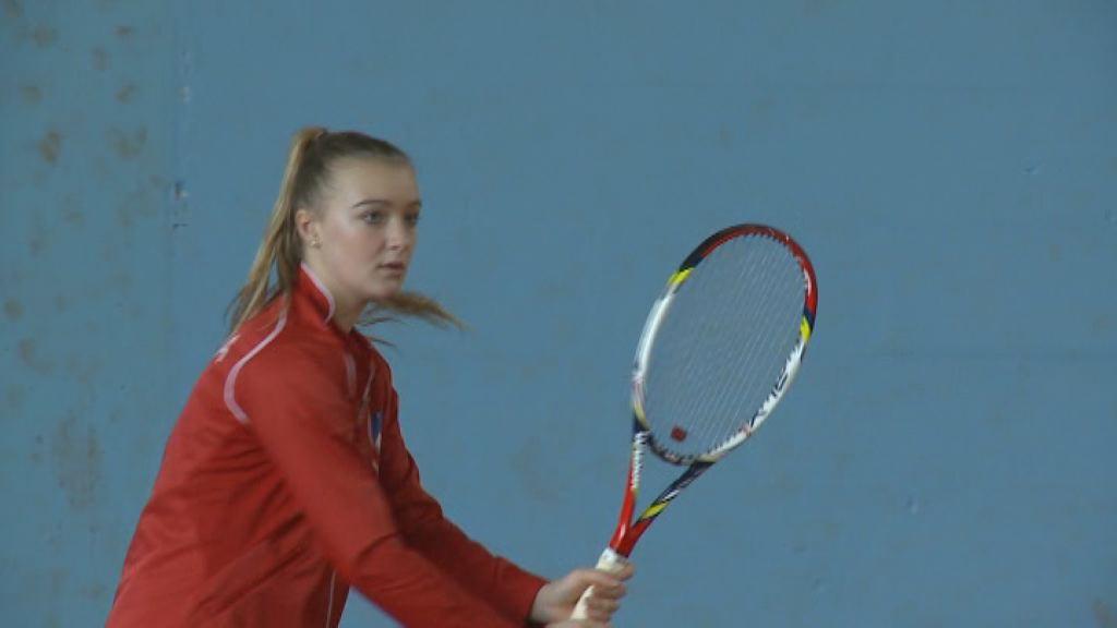 Nina Potocnik - uspehi v zimskem delu prvenstva