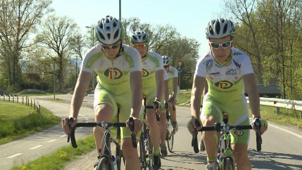 Dober start ptujskih kolesarjev v novo tekmovalno sezono