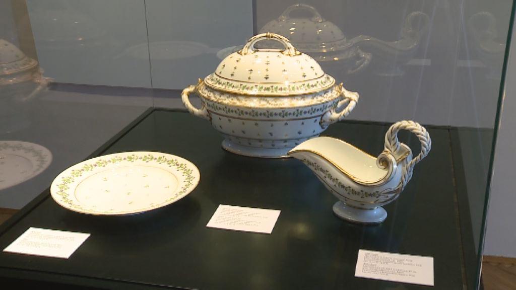 Namizno posodje 18 in 19 stoletja