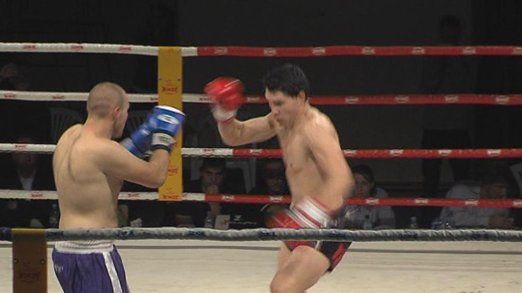 Tajski boks Toplak