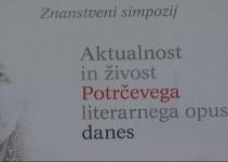 Znanstveni simpozij ob stoletnici rojstva Ivana Potrča