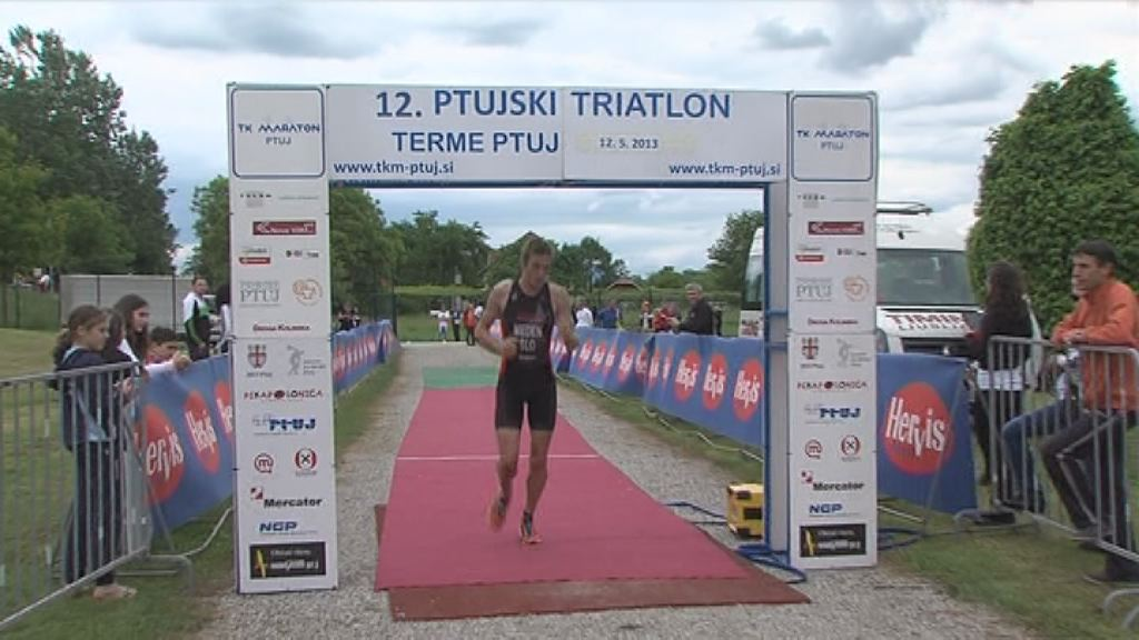 12 Ptujski triatlon