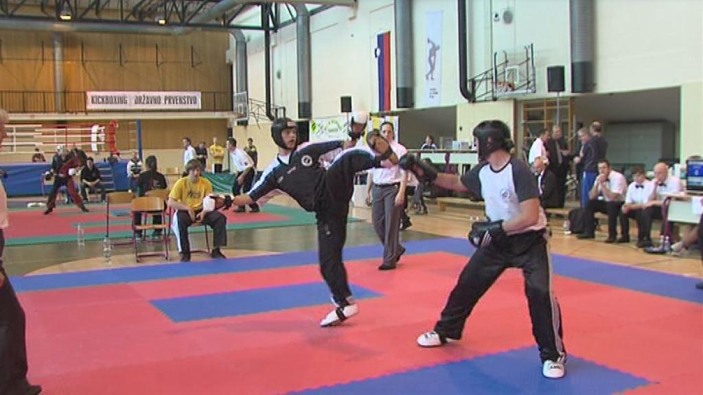 Drzavno prvenstvo v kickboksu - Ptuj 2013