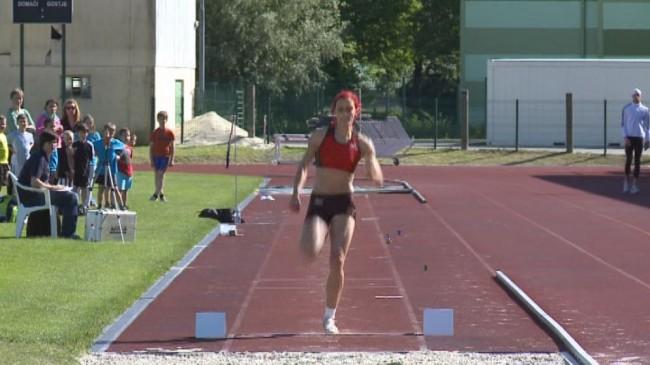 Nina Kolarič se spominja nastopa na olimpijadi