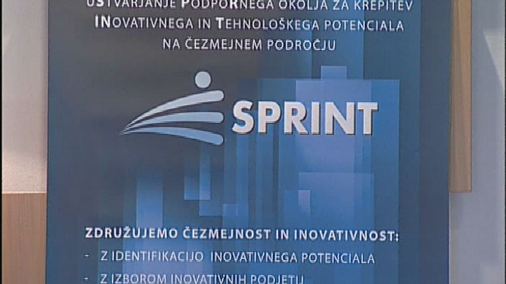 Zakljuek projekta Sprint