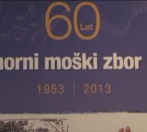 Razstava ob 60. obletnici Komornega moškega zbora Ptuj
