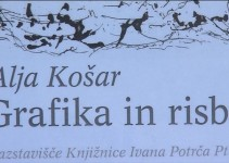 Razstava grafik in risb Alje Koar