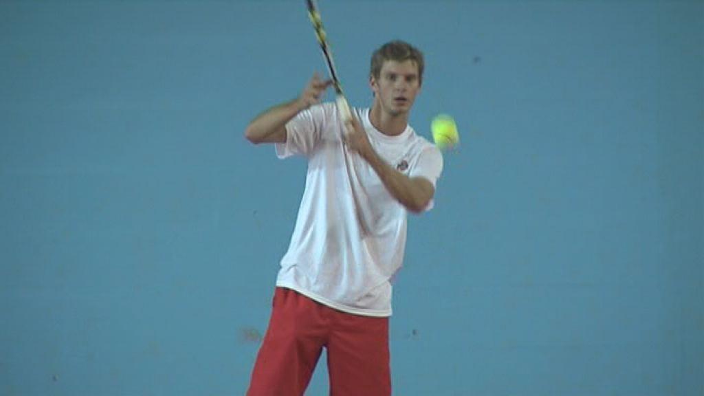 Blaž Rola zmagal na univerzitetnem prvenstvu ZDA v tenisu!