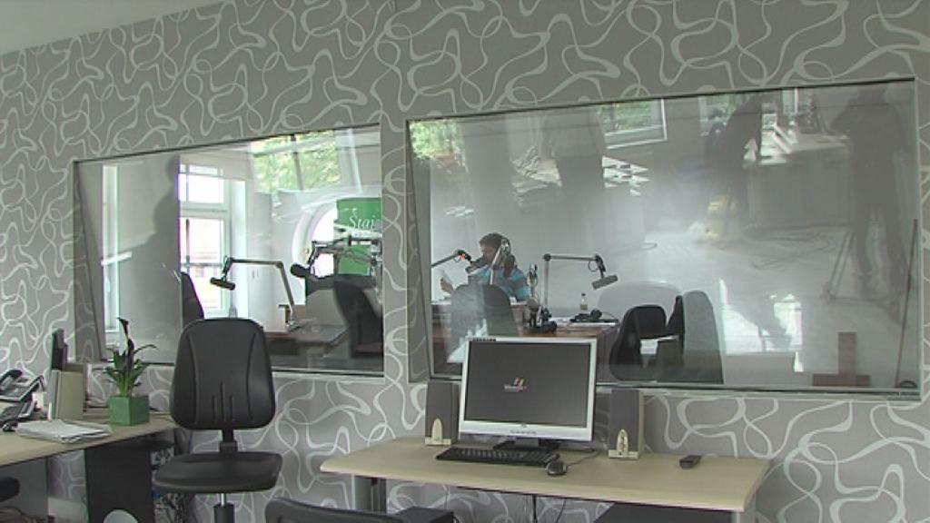 Novi prostori Radia Tednik