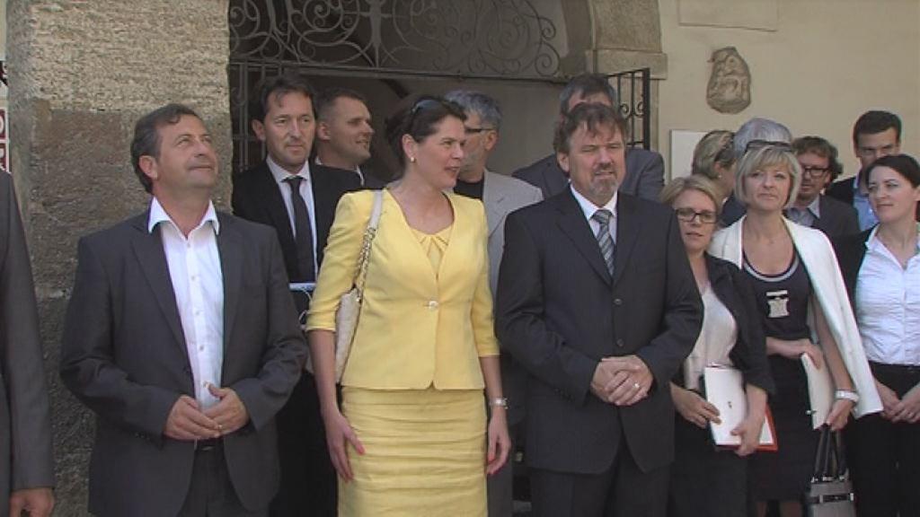 Vlada obiskala Ptuj!