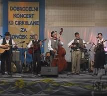 Dobrodelni koncert KD Cirkulane za Sonček