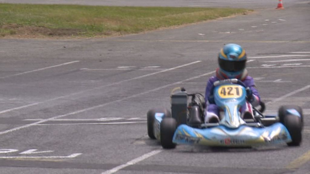 Karting dirke v Hajdošah