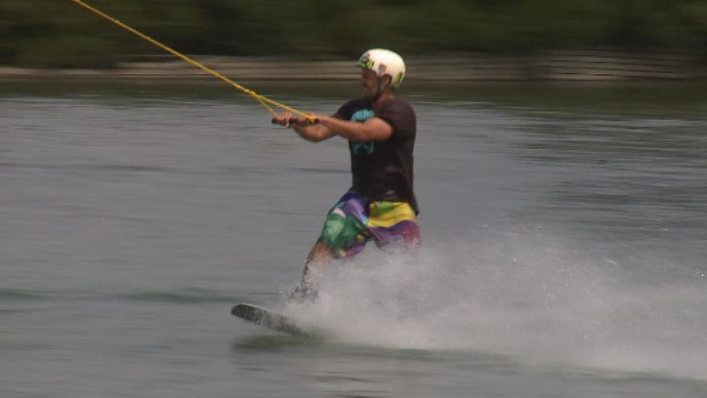 Wakeboarding Trick's Day