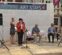 Pričel se je 11. Festival sodobne umetnosti Art Stays