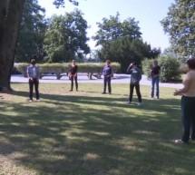 Javne službe Ptuj organizirale vadbo za starejše