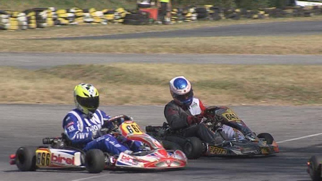 Karting dirka 2 - 2013