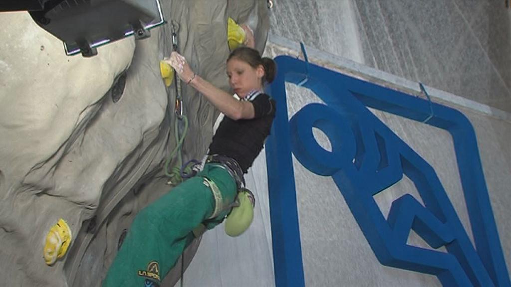 Mina Markovic - zmagala na svetovnih sportnih igrah