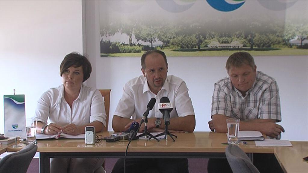 Novinarska konferenca Komuna Ptuj