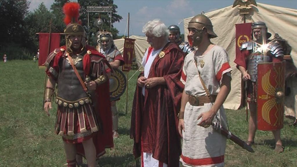 Pred nami so 6. Rimske igre