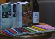 Prihodnji teden v znamenju  Dnevov poezije in vina