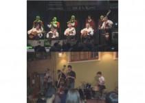 Dalmatinski ritmi klape Maslina in jazz ritmi Luka Benčič tria