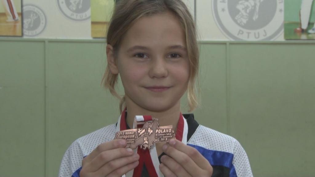 Kickboks - dve medalji