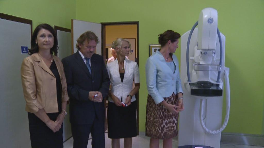 Predaja mamografa