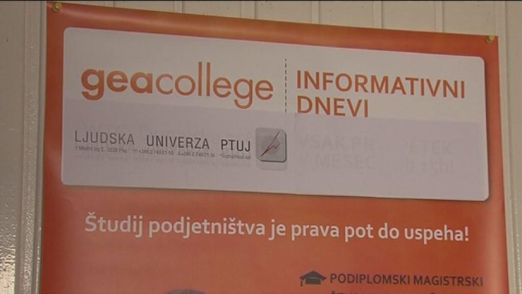 informativni dnevi gea college