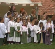 Otroški srednjeveški tabor