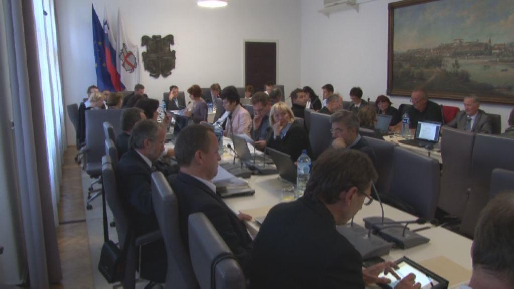 Sprejeli osnutek proračuna za leto 2014