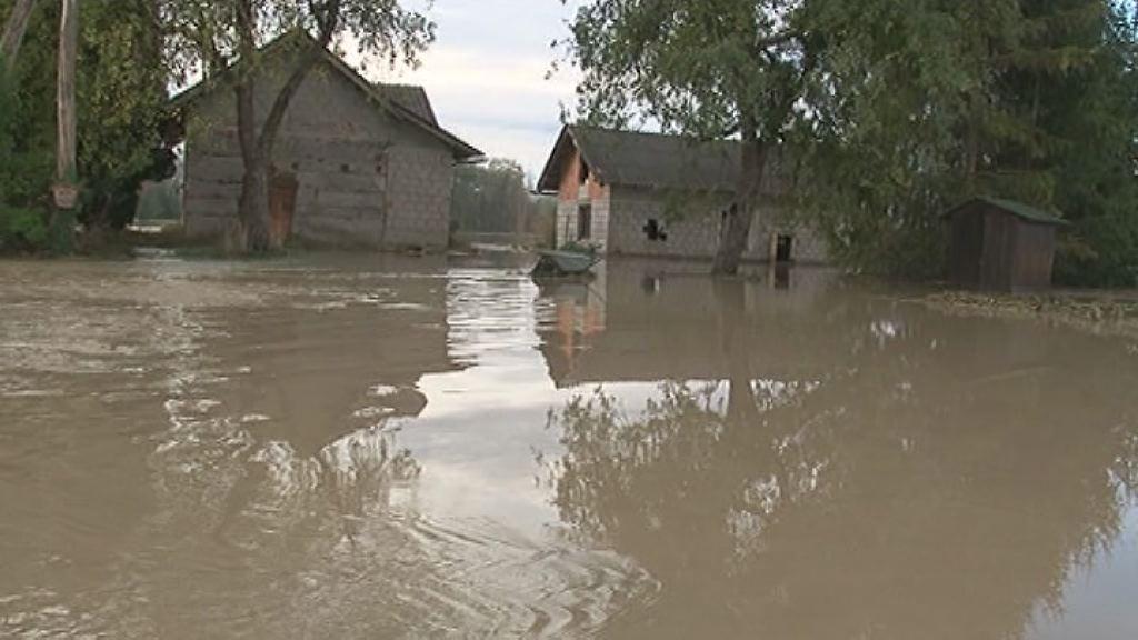 Leto dni po poplavah