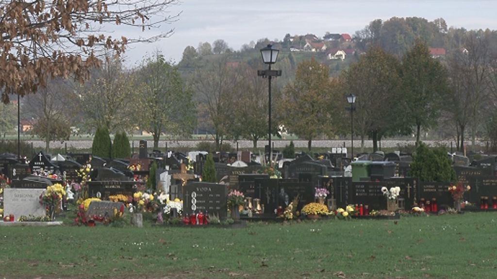 Obnova novega rogozniškega pokopališča