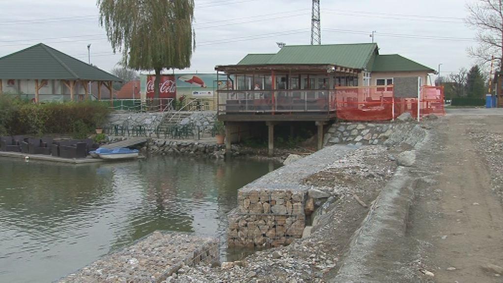 Vzdrževalno sanacijska dela pristanišča Ranca