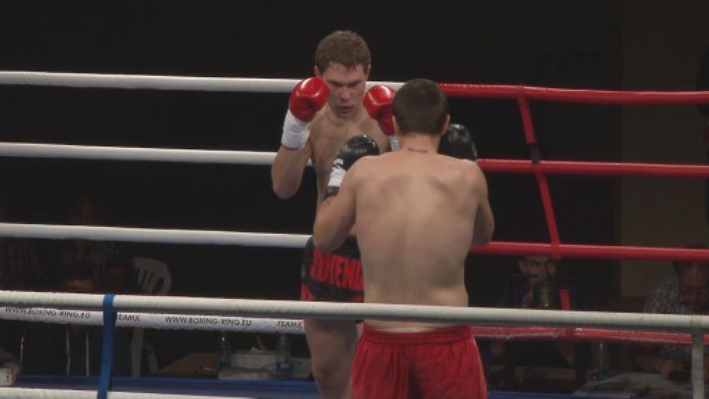 Tajski boks - Tadej Toplak na Ptuju 2013