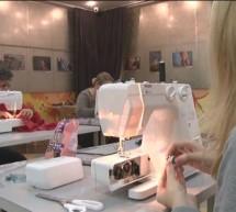 Tečaj krojenja in šivanja v CID-u